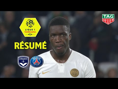 Girondins de Bordeaux - Paris Saint-Germain ( 2-2 ) - Résumé - (GdB - PARIS) / 2018-19
