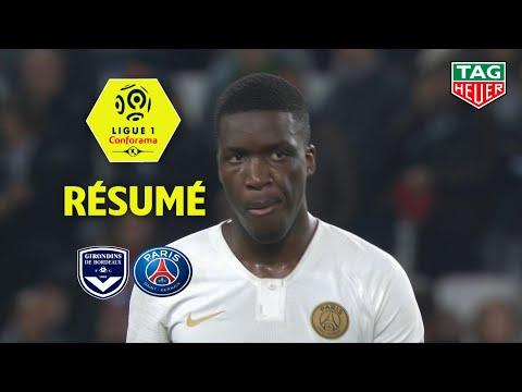 Girondins De Bordeaux - Paris Saint-Germain ( 2-2 ) - Résumé - (GdB - PARIS) / 2018-19