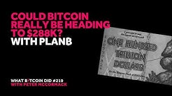Could Bitcoin Really be Heading to $288k? With Plan₿