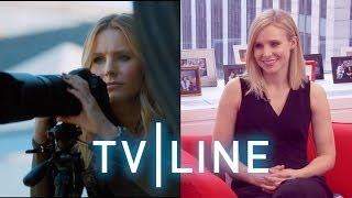 Kristen Bell Talks Veronica Mars Movie! - TVLine