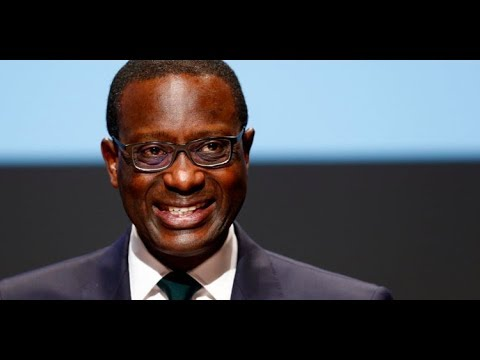 Credit Suisse CEO - talks Restructuring, Growth and Bitcoin