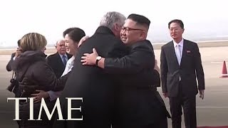 Cuban President Meets North Korea's Kim Jong Un As Part Of First Overseas Tour | TIME