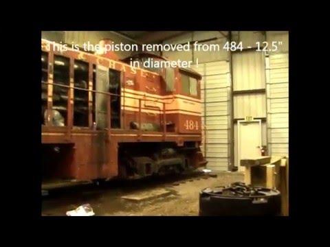 ALCo 484 Engine Rebuild Part 1