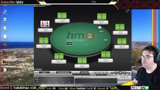 PokerStars NL5 Zoom Full Ring Coaching Session