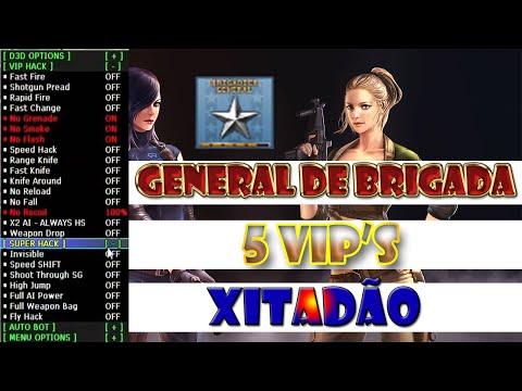 General de Brigada com 5 VIP Xitadão - CF AL