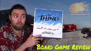 The Thing - Board Game Review