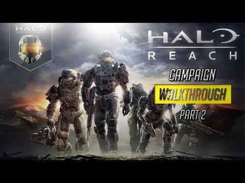Halo Reach Master Chief Collection PC Walkthrough Part 2 3440x1440