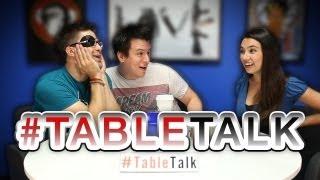 Sex with a Superhero, Pirate Joe, and Sleep Walking! #TableTalk
