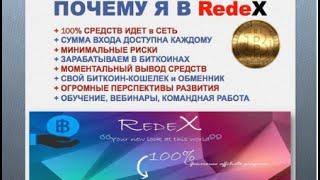 RedeX! Что такое криптовалюта Как и сколько можно заработать презентация .
