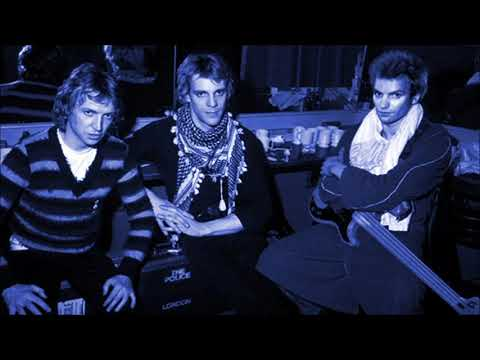 The Police - The Bed's Too Big Without You (Peel Session) music