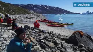Greenland Kayaking 2017