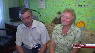 Супруги Майоровы из Искитима получили медаль «За любовь и верность»