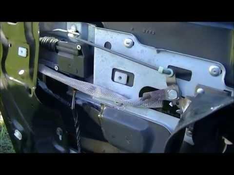 Repair Power Window 1993 to 1996 Cadillac Fleetwood Brougham/Base Sedan Chevy, Buick