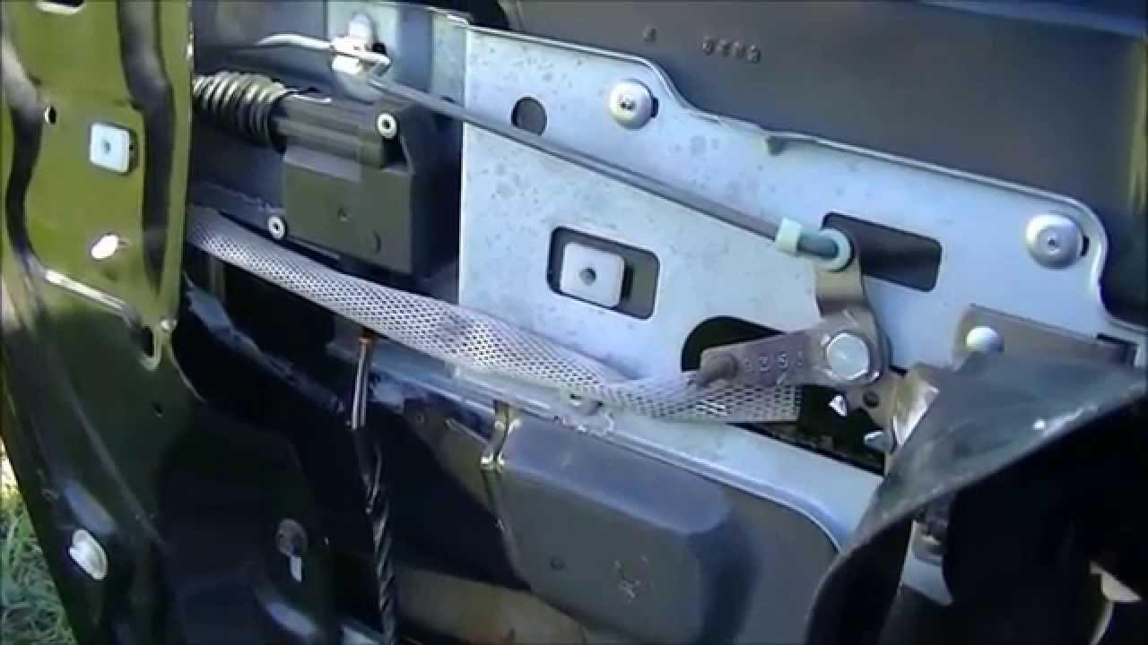 Buick Century Fuse Box Repair Power Window 1993 To 1996 Cadillac Fleetwood