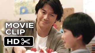 Like Father, Like Son Movie CLIP - Dinner (2014) - Japanese Drama HD