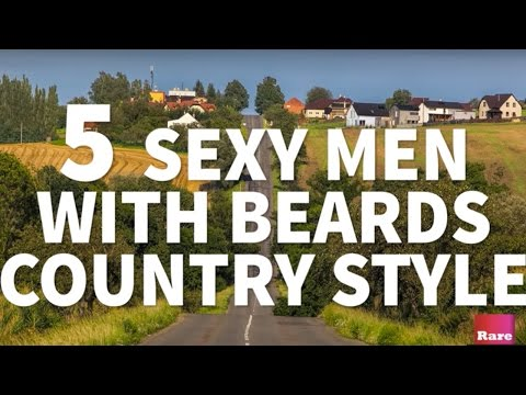 Top 5 Sexiest Beards in Country Music