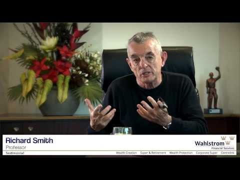 Richard Smith Testimonial