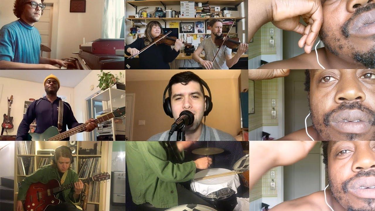 Durand Jones & The Indications - Ooh Baby Baby (Smokey Robinson Cover)