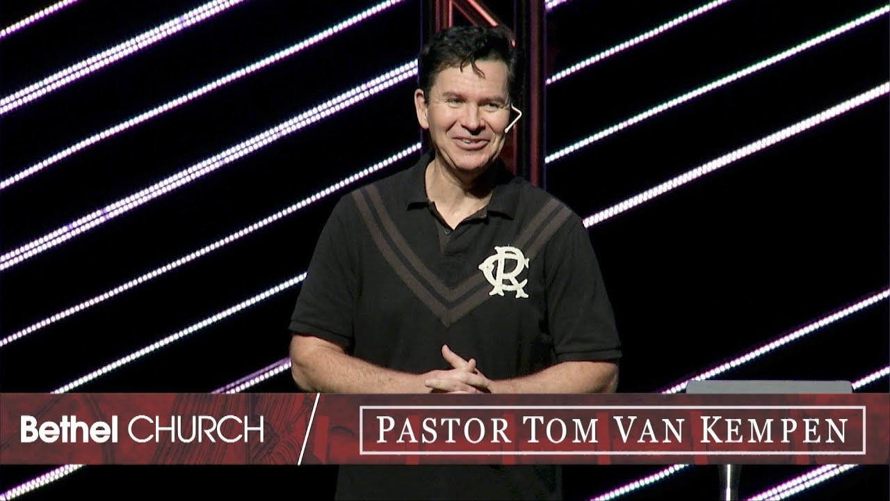 The Sacred Secret Pastor Tom Van Kempen