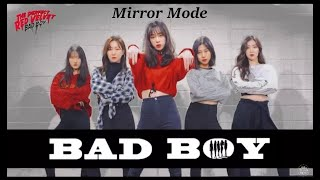 Red Velvet 레드벨벳 'Bad Boy'- cover (MORE THAN YOUTH) - Mirror …