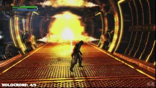 The Force Unleashed - Tatooine Holocron Guide
