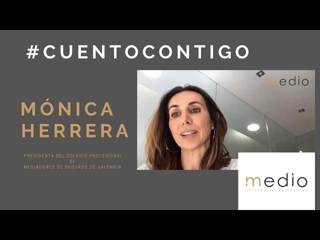 MONICA HERRERA_ PRESIDENTE COLEGIO DE MEDIADORES DE SEGUROS VALENCIA
