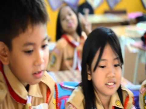 Kelas Inspirasi Jakarta #4 - SDN 10 Kebon Baru Tebet - Kelompok 36