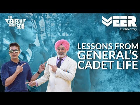 A Day in the Life of a Cadet | General's Cadet Life | The General and His Son Episode 5