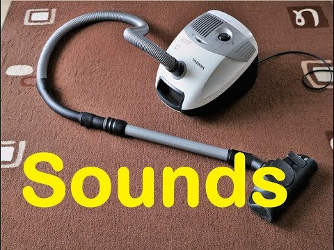 Vacuum Cleaner Sound Effects All Sounds