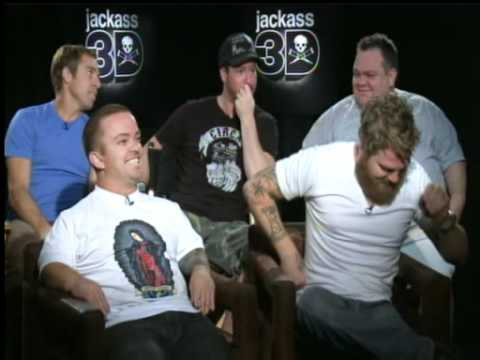 """""""Jackass 3D"""" Interview with Wee Man, Ryan Dunn, and MORE!"""