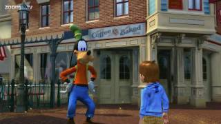 Kinect Disneyland Adventures - Gameplay Full HD 1080p