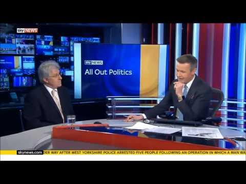 UKIP John Bickley Bats away utterly silly questions