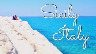 一分鐘的意大利 |  西西里島迷人的藍| Sicilia
