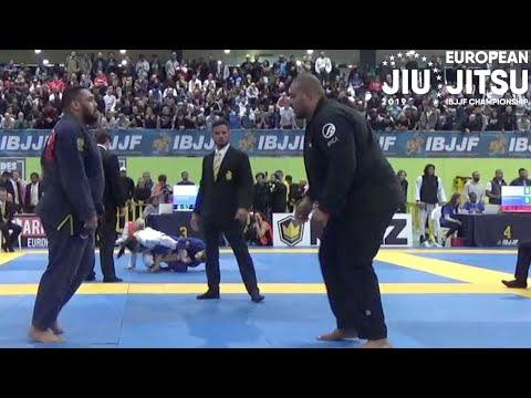 Victor Honório VS Seif Eddine Houmine / uropean Championship 2019