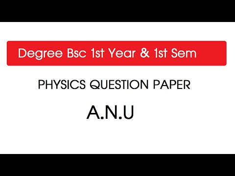 degree-1st-year-1st-semester-physics-question-paper-and-syllabus
