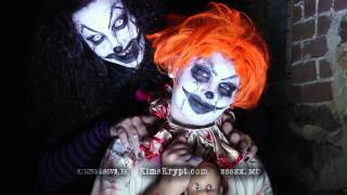 Kim's Krypt Haunted Attractions 2015 official commercial