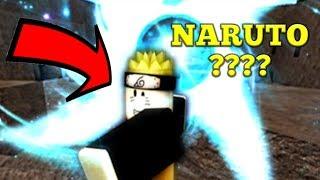 Che tipo di Ninja Naruto a Roblox...