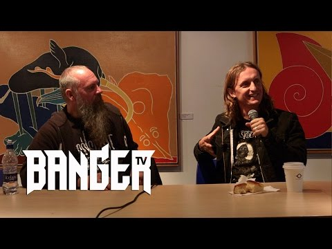 EISTNAFLUG Music Conference 2016: An interview with Sam Dunn about heavy metal culture