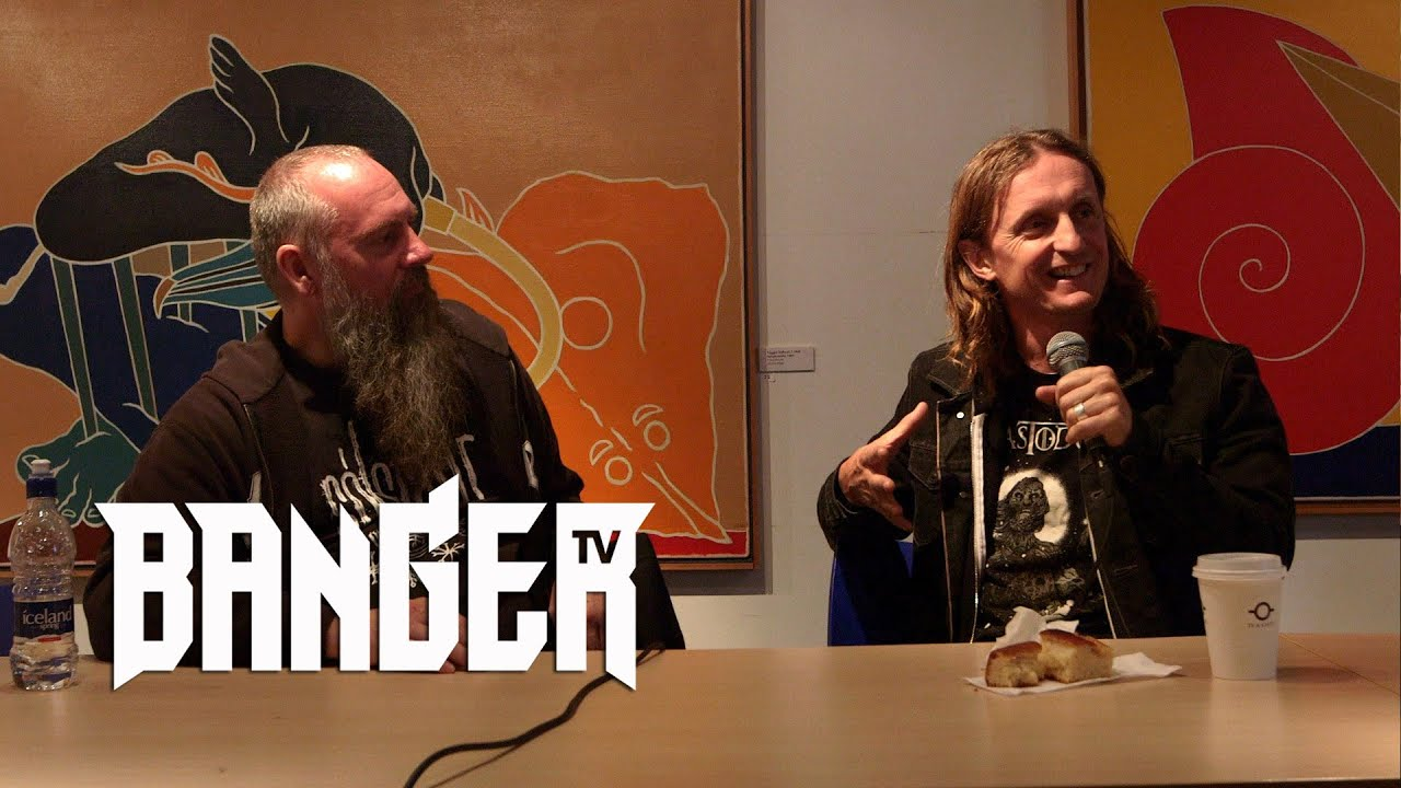 EISTNAFLUG Music Conference 2016: An interview with Sam Dunn about heavy metal culture episode thumbnail