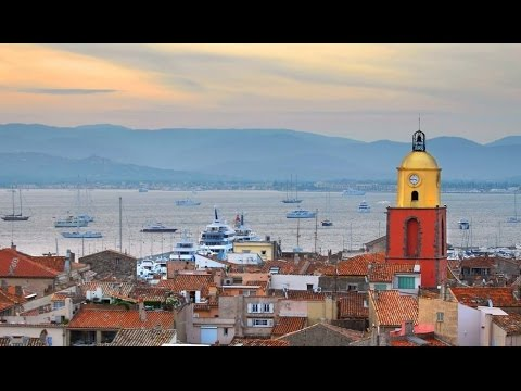 The best attractions of Saint Tropez (French Riviera)