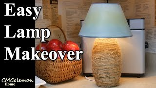 Easy Lamp Redo