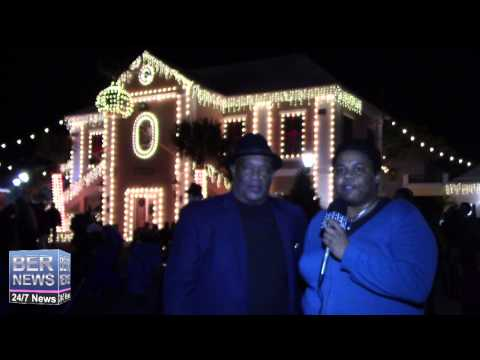 St George's Deputy Mayor At New Years Eve, December 31 2014