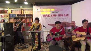 DiễmXưa &Triệu Triệu Đóa Hồng - NS Guitar Hawaii BÙI BẠCH LIÊN - Đêm nhạc từ thiện CơmCóThịt Band