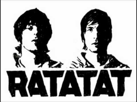 Ratatat 5 songs : Loud Pipes   Lex  Shempi  Nostrand  Seventeen years