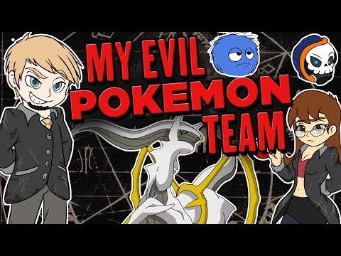 What if I Ran an Evil Pokemon Organization?   Lockstin