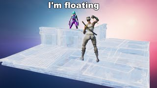 The fastest editor on Fortnite made me float...