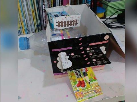 Membuat Mesin Antrian Sederhana Arduino