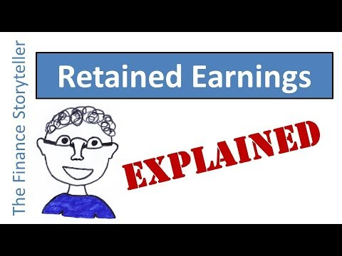 Retained Earnings explained
