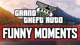 GTA 5 Online Funny Moments | Dump Truck Glitch & Hydra Launch