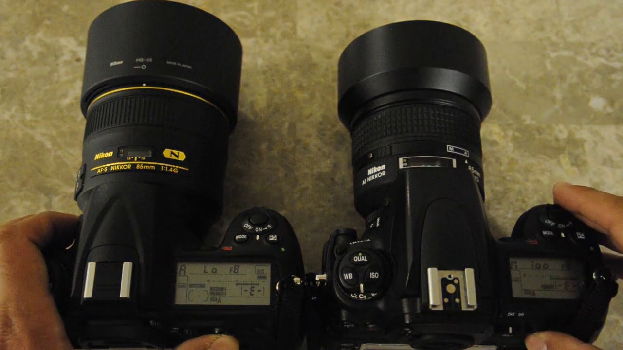 Nikon 85mm F 1 4g Review Lens Comparisons Page 3 Of 6